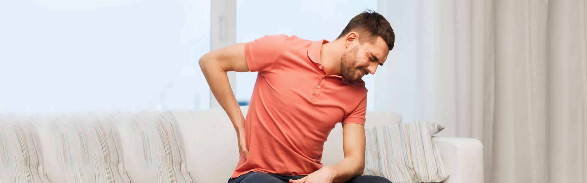 Back Pain in Traverse City, MI