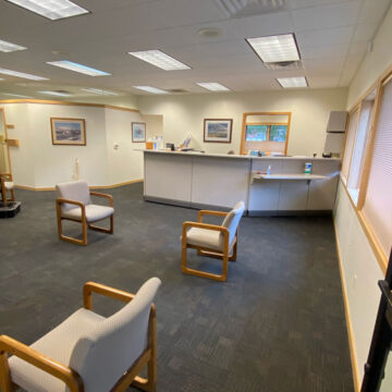 Chiropractor Office