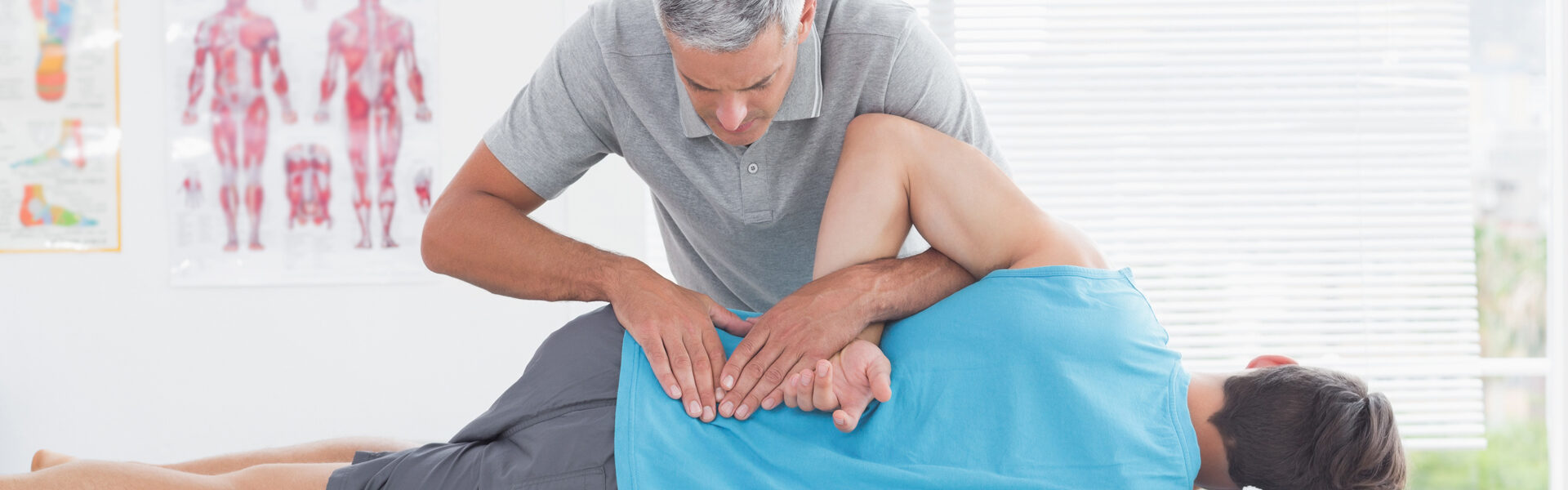 Lower Back Pain Treatment in Traverse City, MI