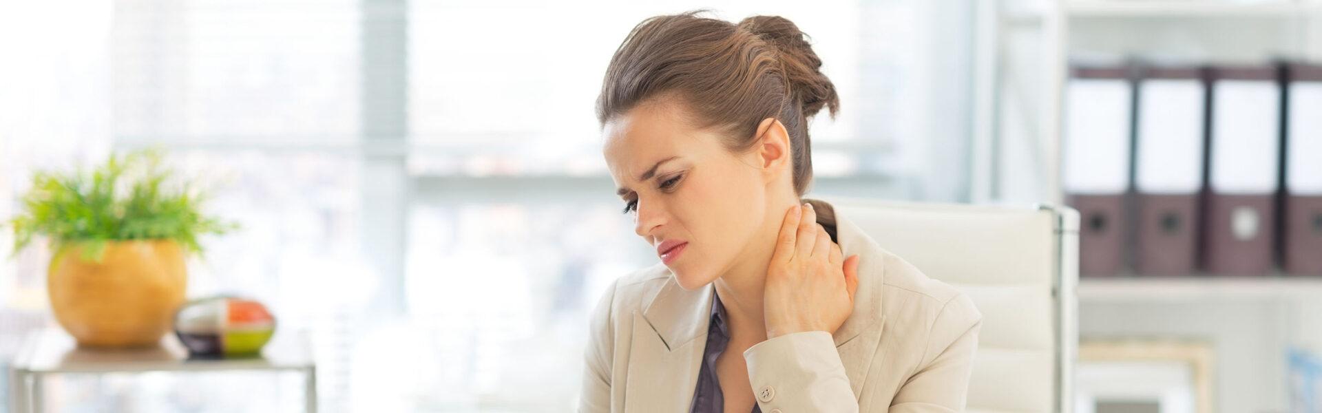 Neck Pain Treatment in Traverse City, MI